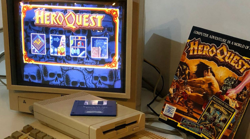 heroquest videogame