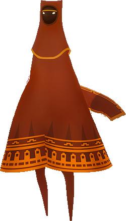 journey character