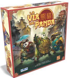 la via dei panda meniac