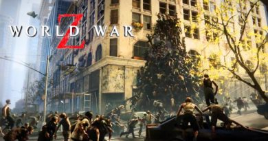 world war Z game meniac 2