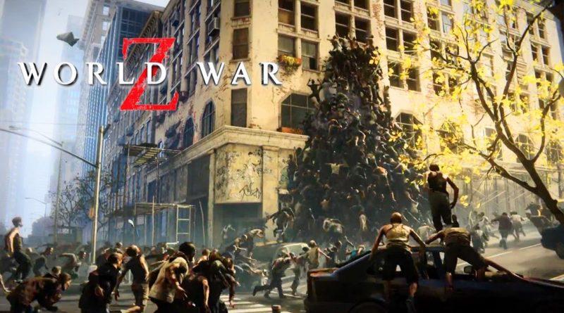 world war Z game meniac 2