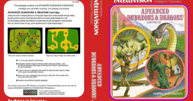 Advanced Dungeons & Dragons Cloudy Mountain meniac