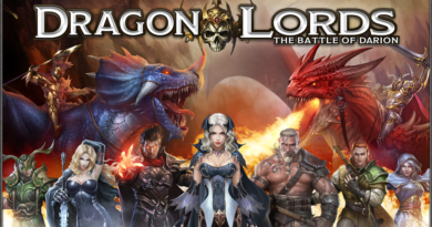 Dragon Lords The Battle of Darion meniac