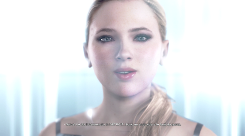 Detroit become human meniac