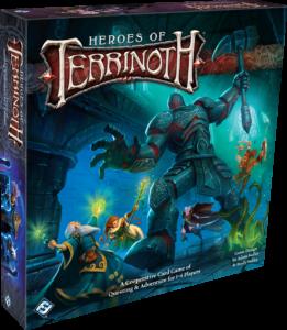 heroes of terrinoth meniac