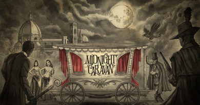 Midnight Caravan meniac