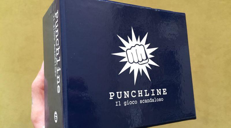 punchline meniac