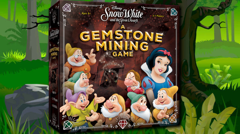 w White and the Seven Dwarfs A Gemstone Mining Game meniac