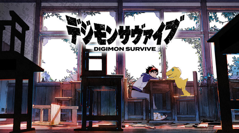 Digimon Survice meniac