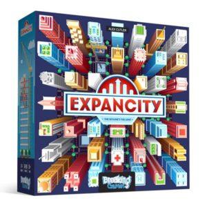 Expancity meniac