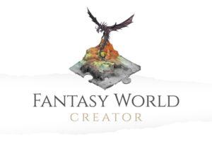 Fantasy world creator meniac 1
