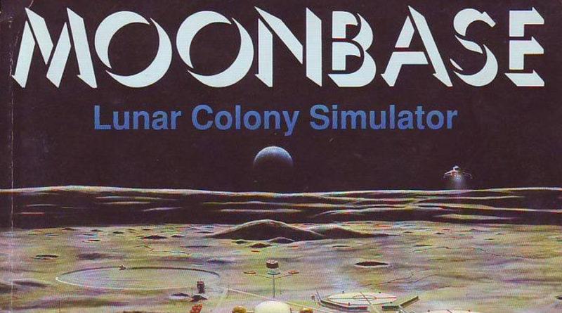 Moonbase game meniac