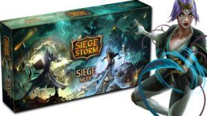SiegeStorm The SiegeMode meniac