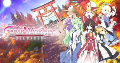 Touhou Genso Wanderer Reloaded meniac