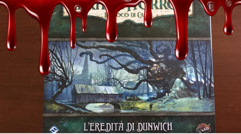 eredità di dunwich meniac cover