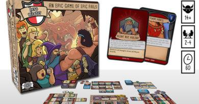 hero master an epic game of eoic fails meniac