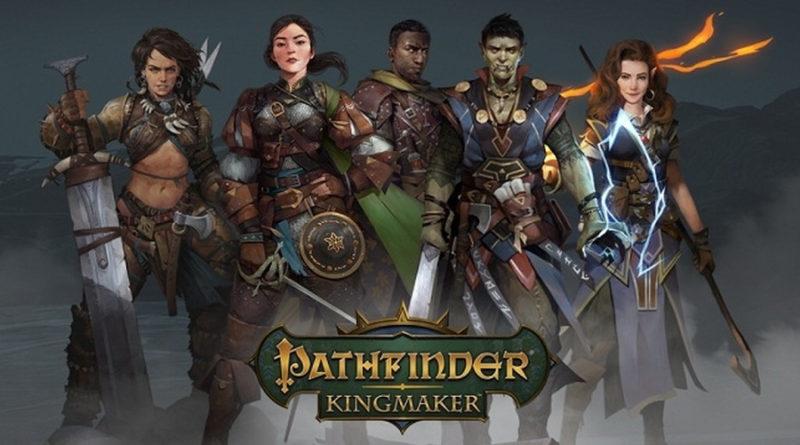 pathfinder kingmaker meniac