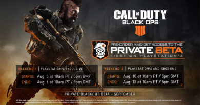 CALL OF DUTY BLACK OPS 4 meniac