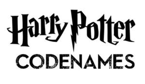 codenames harry potter meniac