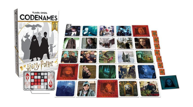 codenames harry potter meniac