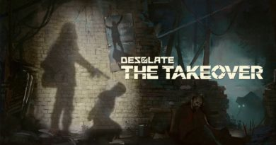 desolate the takeover meniac