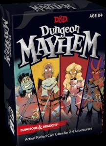 Dungeon Mayhem meniac