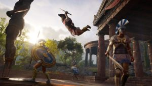 assassin's creed odyssey meniac