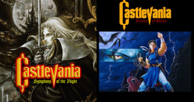 castlevania requiem ps4 meniac