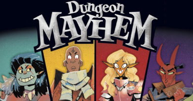 Dungeon Mayhem meniac