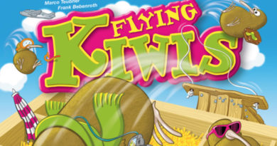 flying kiwis meniac