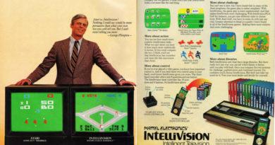 intellivision new console meniac
