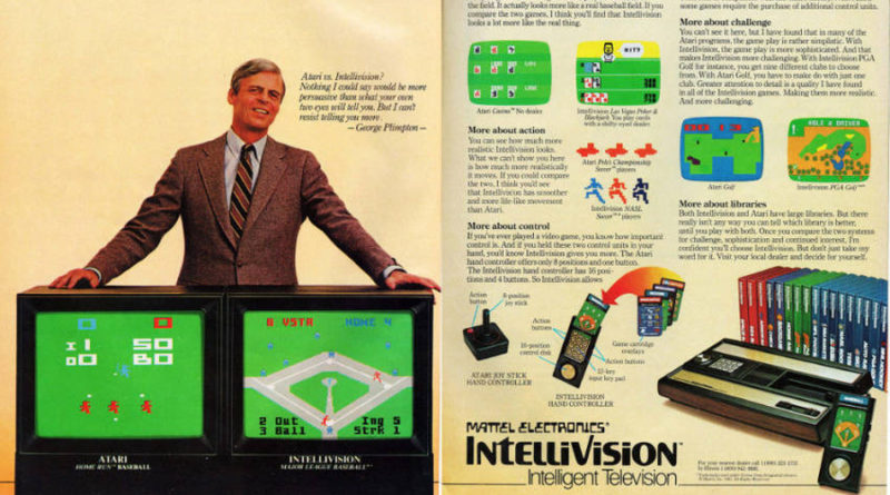intellivision new console meniac