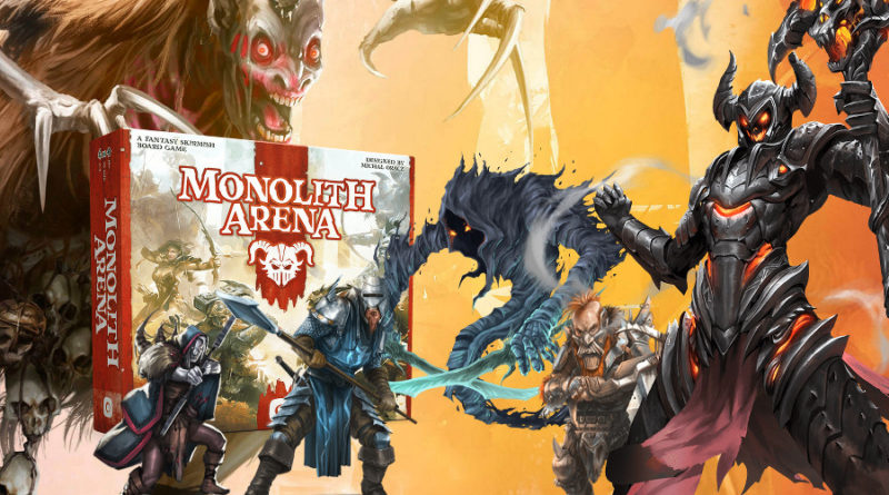 monolith arena meniac