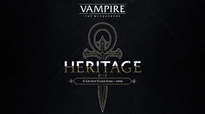 vampire the masquerade heritage meniac
