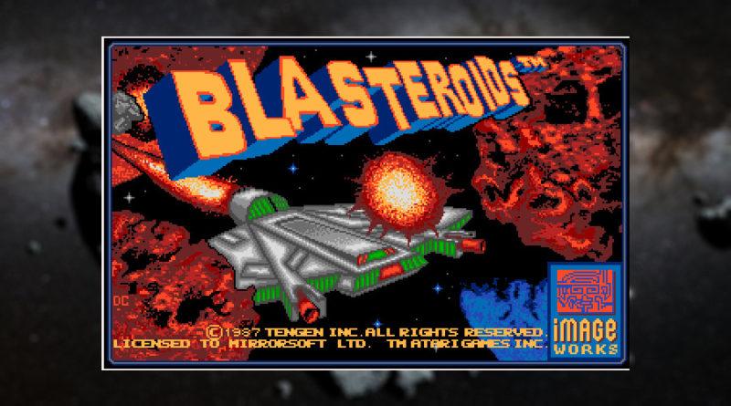 blasteroids meniac