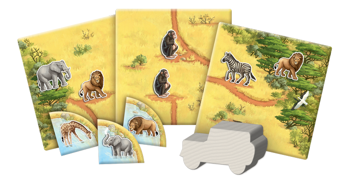 carcassone safari meniac