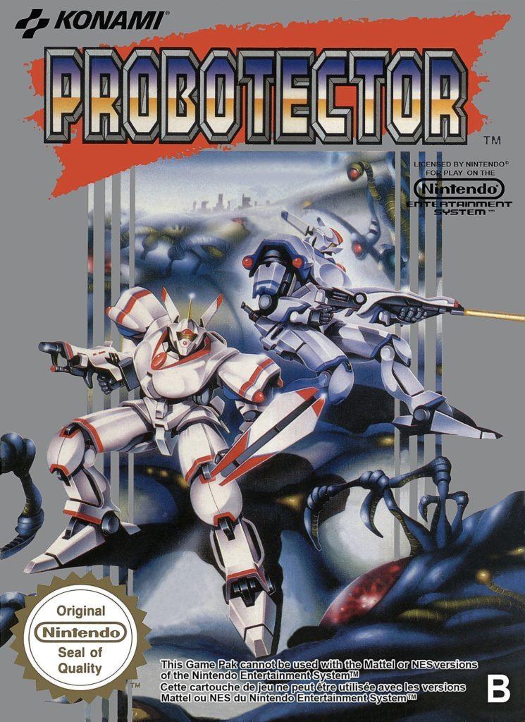 probotector meniac