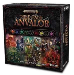 warhammer age of sigmar the rise and fall of avalon meniac