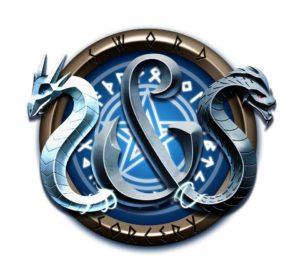 Sword and Sorcery logo meniac
