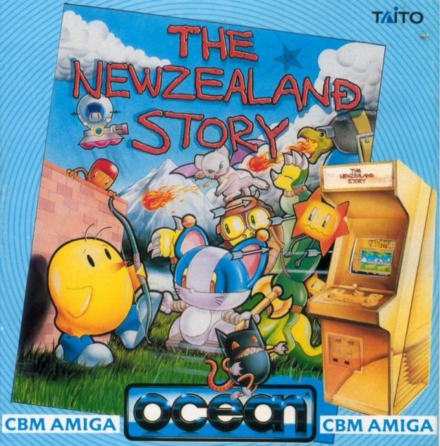 The NewZealand Story meniac