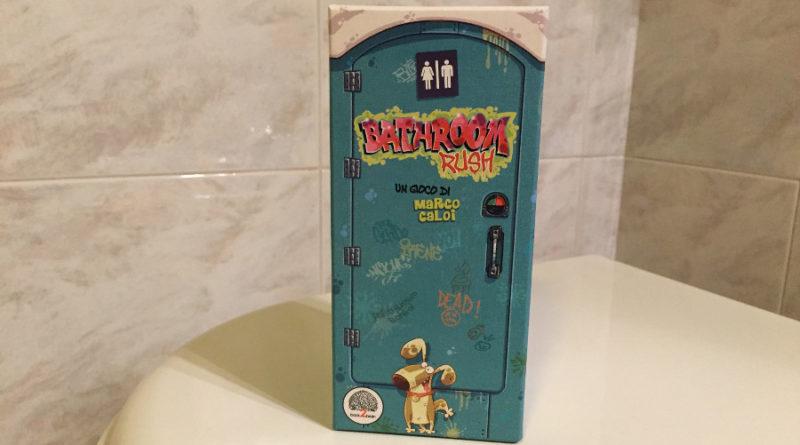 bathroom rush meniac
