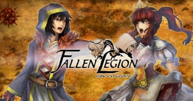 fallen legion rise to glory meniac