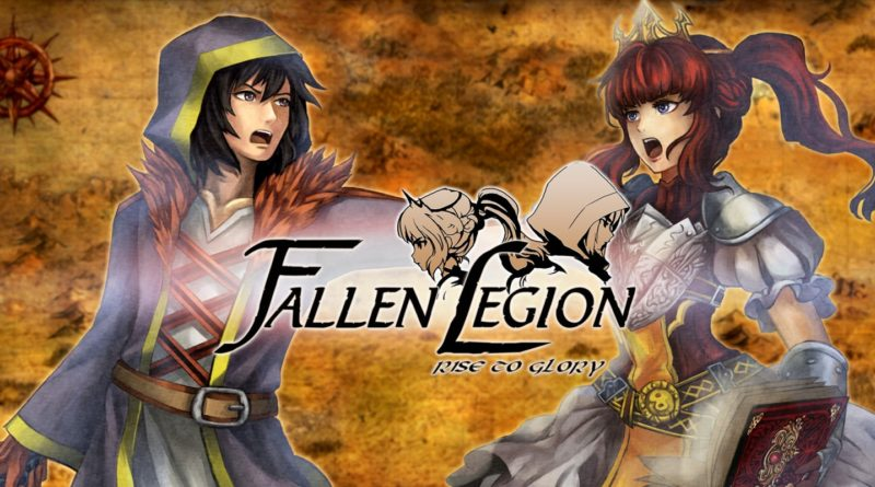 fallen legion rise to glory meniac