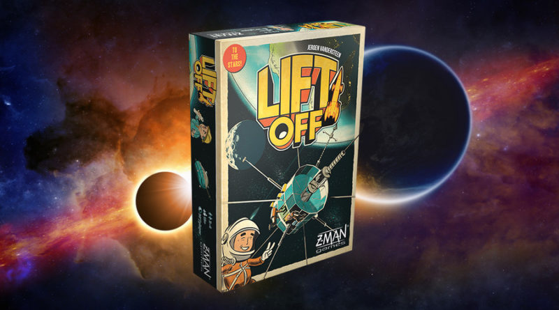 lift off meniac