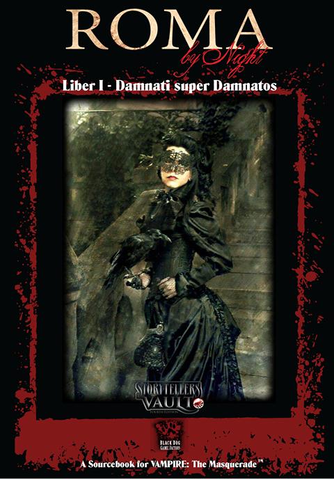 roma by night vampire meniac