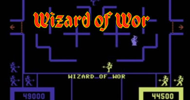 Wizard of Wor meniac