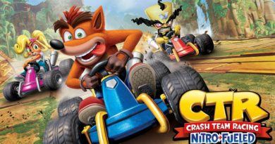 Crash Team Racing Nitro-Fueled meniac