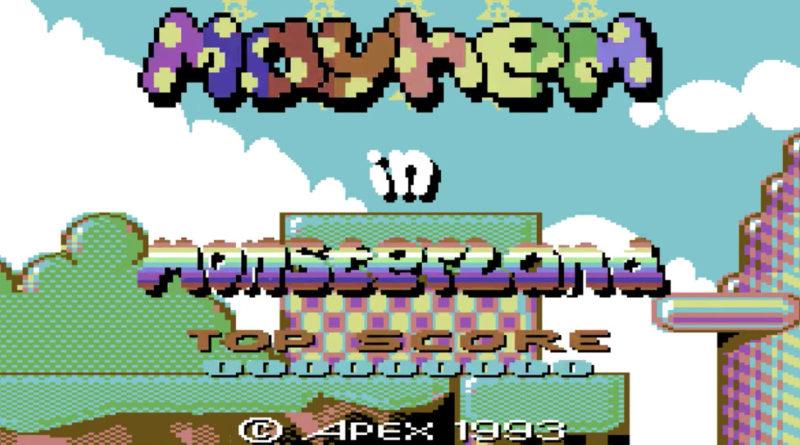 mayhem in monsterland meniac