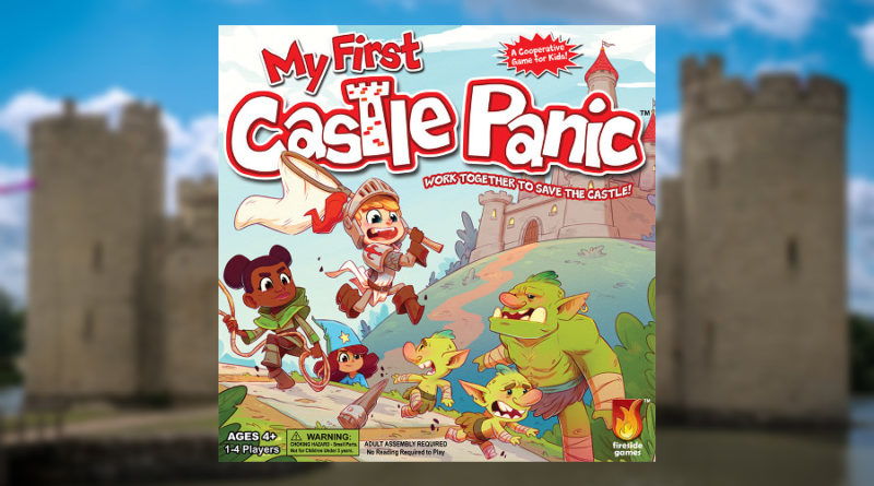 my first castle panic meniac