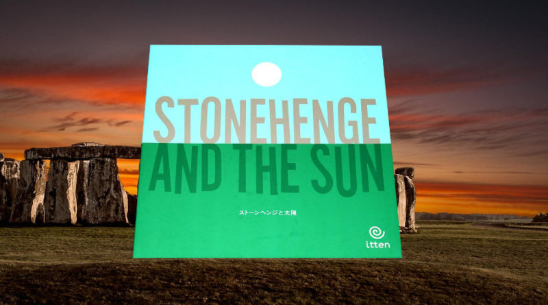 stonehenge and the sun boardgame meniac